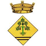 Escut Ajuntament de Sant Guim de Freixenet.