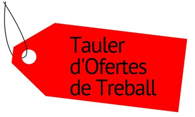 Tauler Ofertes Treball