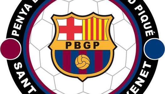 Penya Blaugrana Gerard Piqué