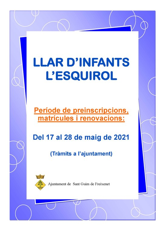 INSCRIPCIONS 2020 - Llar Infants Esquirol.jpg