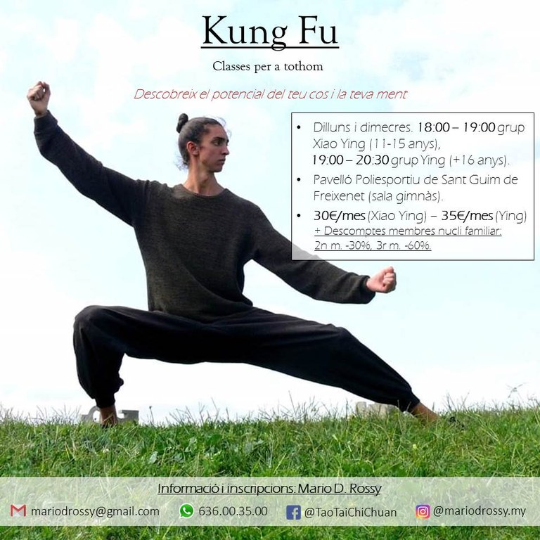 Kung Fu - Sant Guim.jpg